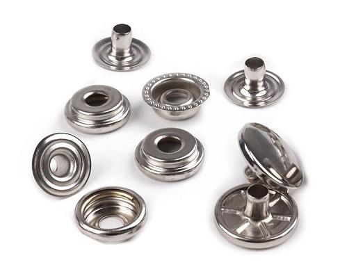 Kovové druky Ø15 mm (AM6) - O-SPRING - sypané