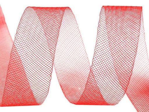 Modistická krinolína na vystuženie šiat a výrobu fascinátorov šírka 1,5 cm