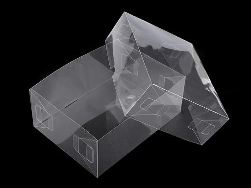 Plastová krabička s víkem