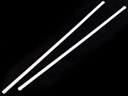 Výstuž do korzetu kovová šírka 8 mm viac dĺžok