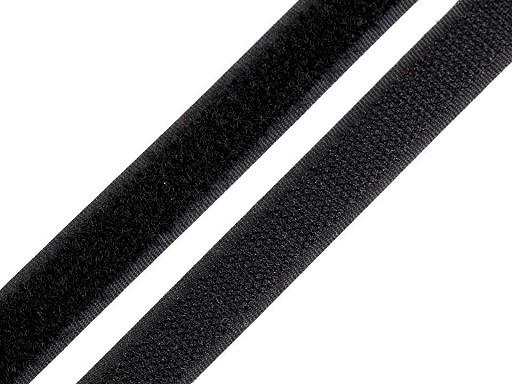 Suchý zip háček + plyš šíře 16 mm