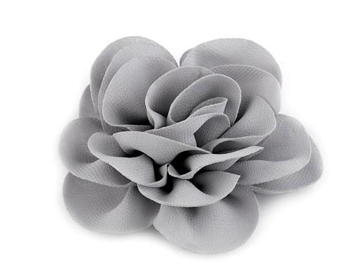 Šifónový květ Ø90 mm