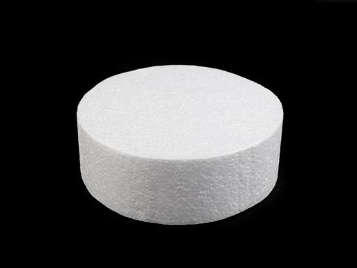 Dortový korpus / podstavec Ø15 cm polystyren