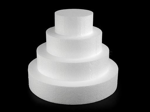 Baza styropianowa do tortu 4 piętra