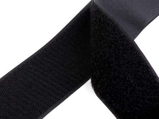 Suchý zip háček + plyš šíře 50 mm
