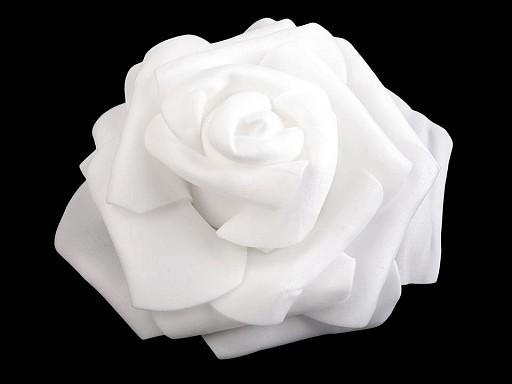 Dekorácia penová ruža Ø9 cm