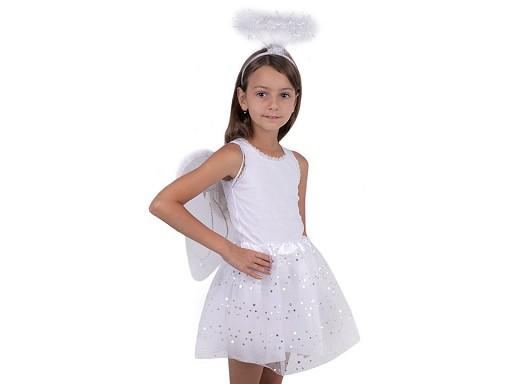 Karnevalový kostým - anjel