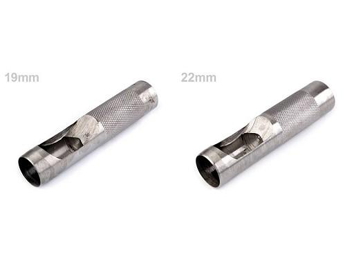 Wycinak / dziurkacz do tkanin Ø14;17;18;19;20;22 mm