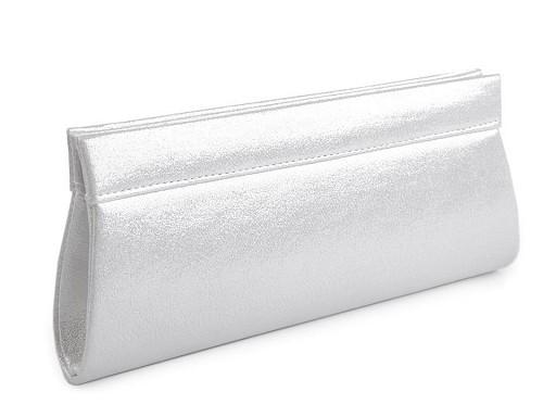 Torebka - kopertówka metaliczna