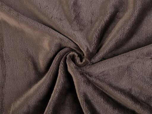 Flannel fleece oboustranný