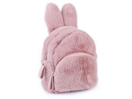 Plecak pluszowy króliczek