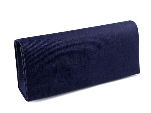 Kabelka - lístoček jeans