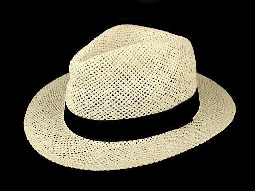 Letní klobouk / slamák unisex
