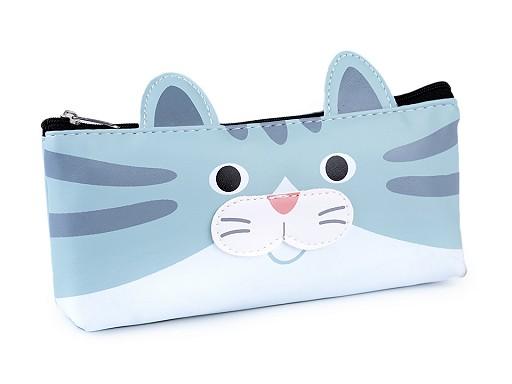 Pouzdro kočka 8,5x19 cm