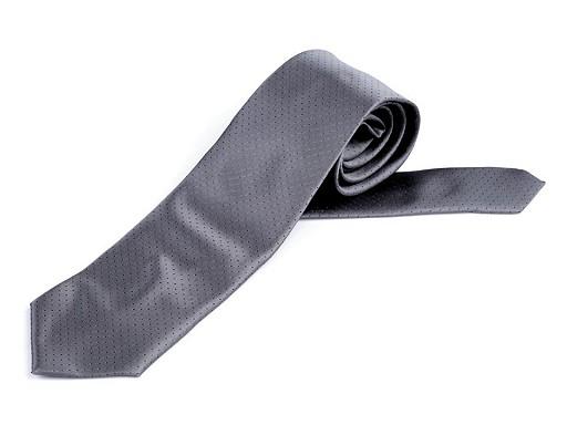 Krawat satynowy