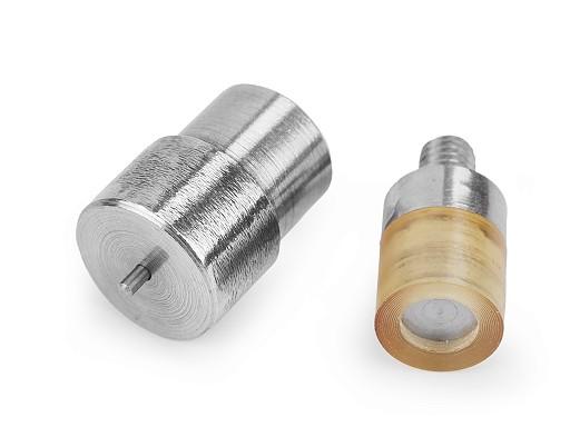 Piston na nýty Ø10 mm půlkulaté