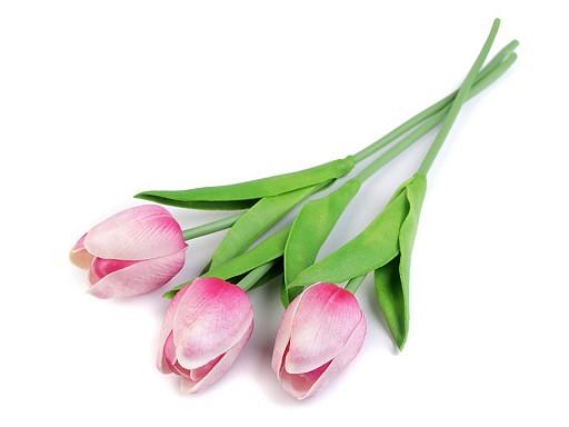 Umělý tulipán k aranžování