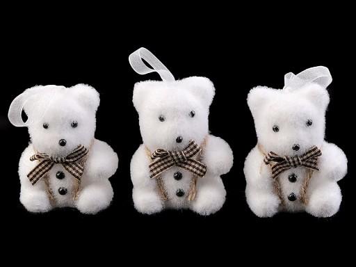 Medvídek k zavěšení