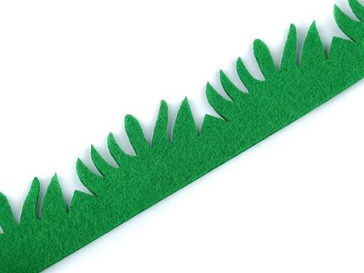 Filcová tráva 3x100 cm
