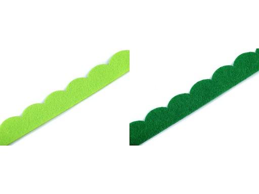 Filcová tráva 2x100 cm