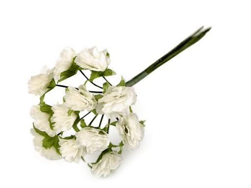 Květ na drátku / polotovar na vývazky Ø10-15 mm