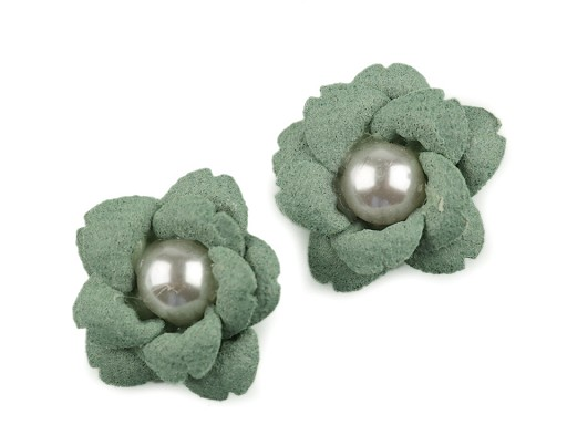 Květ s perlou Ø23 mm