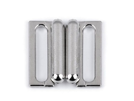 Plavkové zapínanie šírka 14 mm kovové