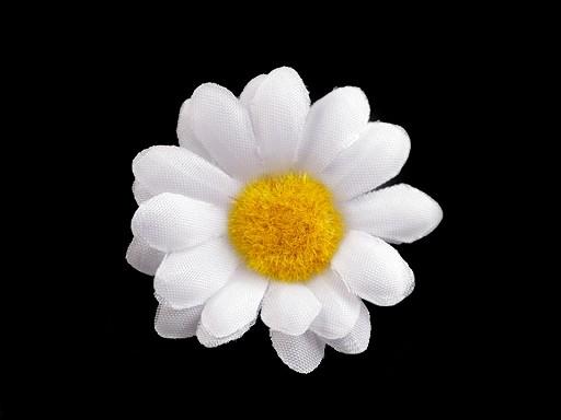 Umělý květ kopretina  Ø40 mm