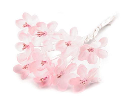 Luxury Flower Pick on Wire / DIY Boutonnierre
