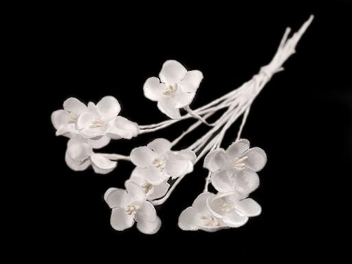 Flower Pick on Long Wire / DIY Boutonnierre