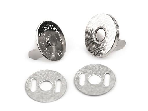 Magnetické zapínanie tenké Ø14 mm