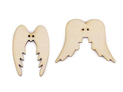 Dřevěná křídla