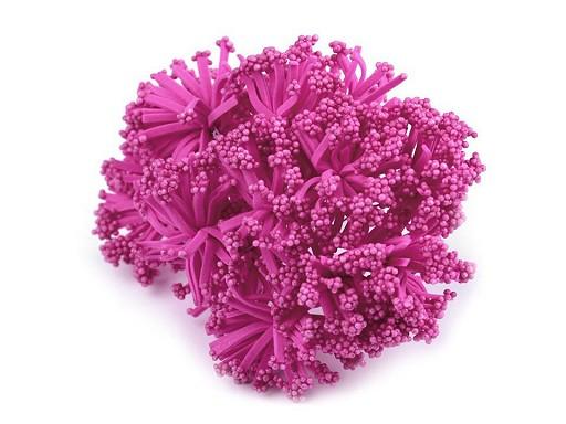 Květinové pestíky na drátku