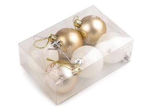 Vánoční baňky Ø48 mm