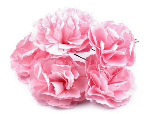 Blume auf Draht Ø45 mm