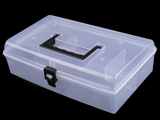 Pojemnik plastikowy / kuferek