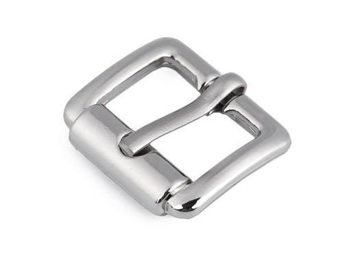 Klamra metalowa do paska 18 mm