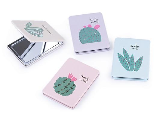 Kozmetikai tükör kaktusz