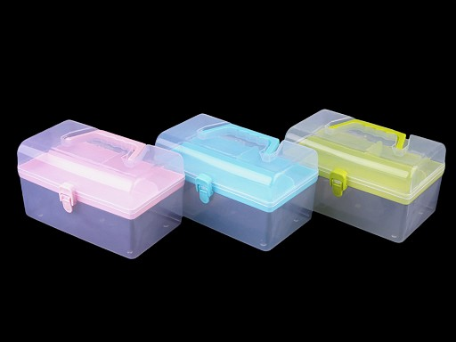 Plastový box / kufřík