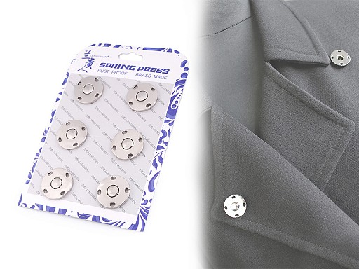 Dízajnové patentky / druky Ø20 mm