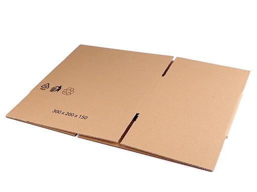 Kartónová krabica 30x20x15 cm