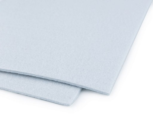 Látková dekorativní plsť / filc 20x30 cm