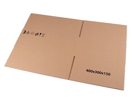 Kartónová krabica 40x30x15 cm
