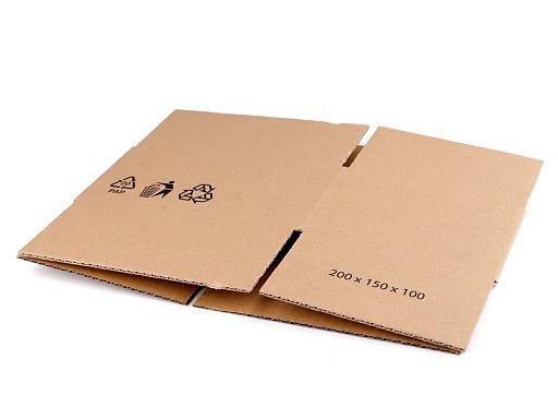 Kartónová krabica 20x15x10 cm