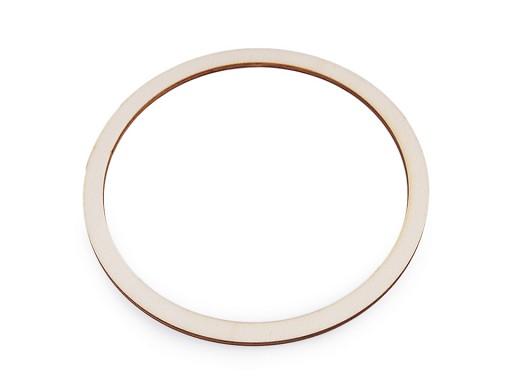 Dřevěný kruh na lapač snů Ø15 cm