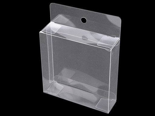 Plastová krabička na zavesenie