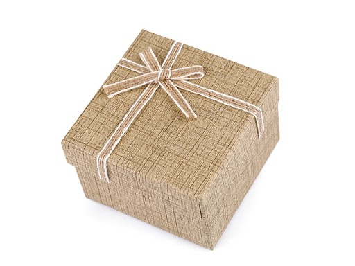 Krabička na hodinky 9x9 cm