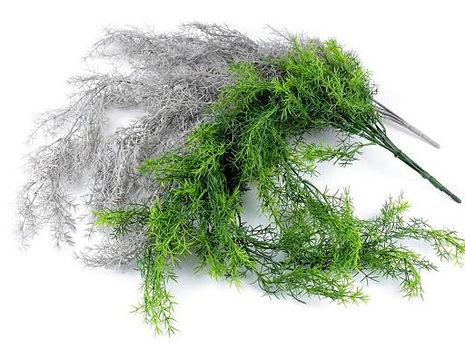 Umělý asparágus k aranžování převislý