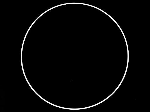 Kółko / obręcz metalowa / baza łapacz snów Ø35 cm