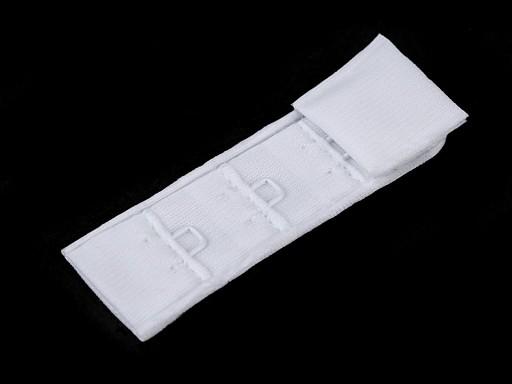 Zapínání na podprsenky šíře 20 mm jednořadé